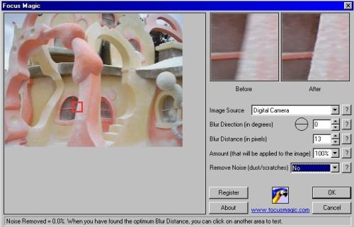 focus magic plugin screenshot
